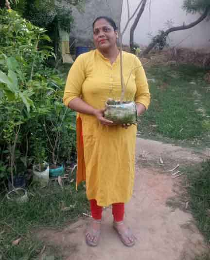 Preety tyagi: The extraordinary story of a simple woman from Meerut!
